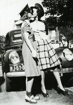 Affectionate Ladies c. 1900s-1980s
