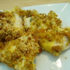 Chicken Tenders & Swiss Cheese Casserole Recipe | Just A Pinch Recipes