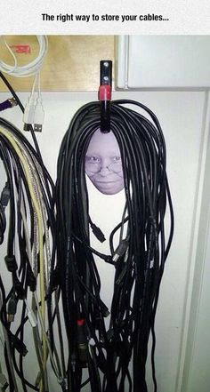Whoopi Goldberg  Otherwise known as whooping cough.... Paigita, this is my fave inside joke of ours