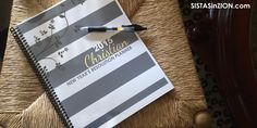 2015 Christian New Year's Resolution Planner | Sistas in Zion
