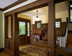 11 Marvelous Mudrooms and Entryways | Builder Magazine | Design, Plans, Custom Homes