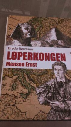 """Bredo Berntsen: """"Løperkongen (Mensen Ernst)""""."""