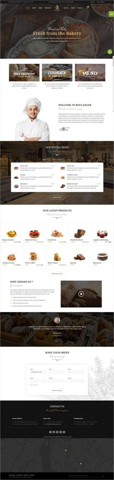 Nitro is beautifully design universal #WordPress theme for amazing #bakery #bread #pastry shop eCommerce website with 15+ multipurpose homepage layouts download now➩ https://themeforest.net/item/nitro-universal-woocommerce-theme-from-ecommerce-experts/15761106?ref=Datasata