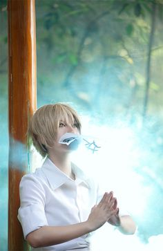 AWESOMELY done Natsume cosplay from Natsume Yuujincho (Natsume & the Book of Friends)