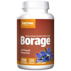 Borage GLA-240+Gamma Tocopherol