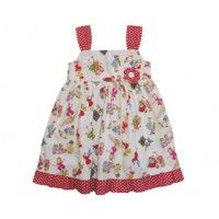 Powell Craft Rebecca Girls at Play Dress £18.95