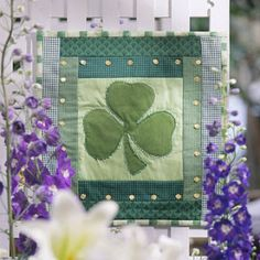 Free patterns:  St. Patrick's Day