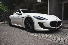Maserati GranTurismo- just sexy Porsche, Audi, Bmw, Ferrari, Lamborghini, Maserati Sports Car, Maserati Gt, Bugatti, Supercars