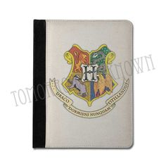 "Harry Potter Inspired Hogwarts Crest - iPad 2 / 3 / 4 mini, Kindle Fire HD 7"" case cover and more"