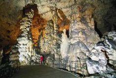Postojna cave and Predjama castle, Ljubljana,