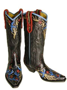 LIBERTY BOOT CO. | Liberty Boots Tattoo You Womens Boots | WOMEN'S BOOTS | Cowboy Boots | Boot Star