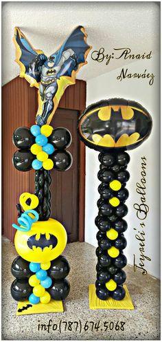 Batman Columns