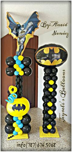 Batman Columns                                                                                                                                                     Más