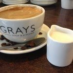 Top quality, independent café in the heart of Leicester City centre. Fresh, home cooked food.