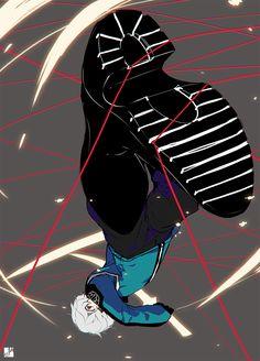 Shin Megami Tensei Persona, Hero World, Illustrations And Posters, Fujoshi, Anime Style, Cartoon Art, I Movie, Art Reference, Manga Anime