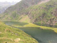 Randonnée : Le lac vert de la vallée du Lis