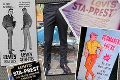 Sta-Prest Trousers
