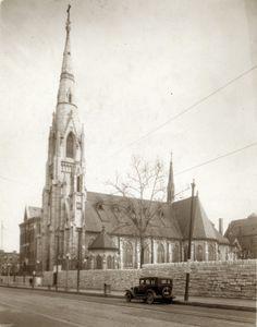 Saint Alphonsus (Redemptorist Fathers) Catholic Church. 1118 North Grand Boulevard. (1930)