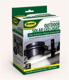 as seen on tv outdoor solar led light Case of 24