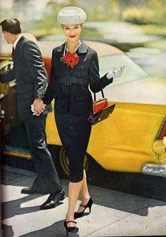 Glamour, September 1956
