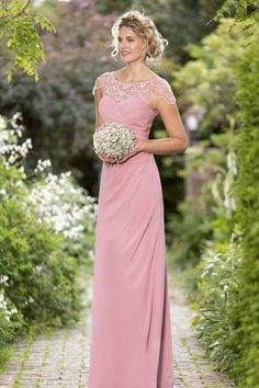Style by True Bride :: View the latest Bridesmaids dresses for your wedding from Kelsey Rose, Lou Lou, Luna B and True Bride True Bride Bridesmaid Dresses, Dusky Pink Bridesmaids, Winter Bridesmaids, Bridesmaid Duties, Prom Dresses, Moda Art Deco, Kelsey Rose, Vestidos Color Rosa, Gowns Of Elegance
