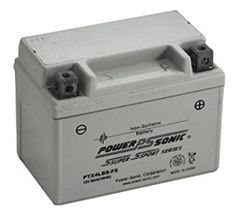 PowerSonic Sealed Maintenance Free Powersport Battery ** See this great product. Golf Cart Batteries, Best Scooter, Car Polish, Leather Repair, Panel Systems, Lead Acid Battery, Paint Pens, Car Cleaning, Ebay