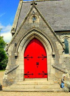 Bellevue church, Ballyhogue, Co. Wexford.