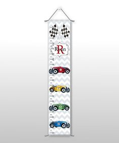 Take a look at this Vintage Race Car Growth Chart by Farmhousefive Art for Kids on today! Baby Boy Rooms, Baby Boy Nurseries, Kids Rooms, Race Car Nursery, Nursery Themes, Nursery Ideas, Room Ideas, Personalized Growth Chart, Baby Box