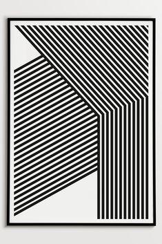 Black and white mimimalist art print by Fluorama.#fluorama#fluoramaposters#posters#prints#art#wallart#blackandwhite#minimalism