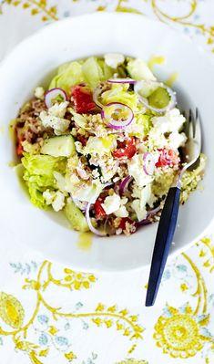 Quorn, Frittata, Acai Bowl, Risotto, Potato Salad, Cereal, Potatoes, Breakfast, Ethnic Recipes