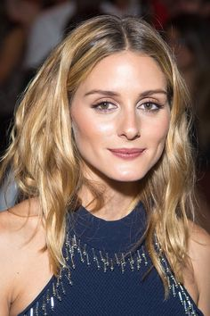 Olivia Palermo attends the Jonathan Simkhai fashion show during September 2016 hair makeup Olivia Palermo Hair, Estilo Olivia Palermo, Olivia Palermo Lookbook, Olivia Palermo Style, Hair Color And Cut, Brown Hair Colors, Hair Styles 2016, Good Hair Day, Light Brown Hair
