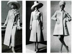 "Valentino ""White Collection"" 1968"