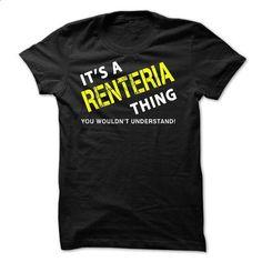 It is A RENTERIA Thing tee  - #long hoodie #grey sweatshirt. PURCHASE NOW => https://www.sunfrog.com/No-Category/It-is-A-RENTERIA-Thing-tee-.html?68278