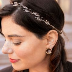 I'm in love with the Chloe + Isabel headbands! Shop now on my boutique! https://www.chloeandisabel.com/boutique/chahutchison