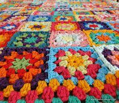 https://flic.kr/p/a48NFQ | Poppy's Blanket | This blanket may look familiar…