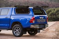 The Toyota Hilux SR5 Canopy