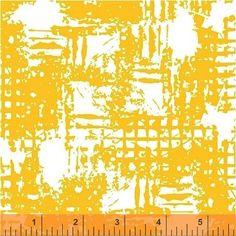 Lily Gonzalez - Farm to Fork - Stucco - Yellow : Sew Modern