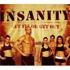 Insanity - Going to do this, with the gym and Brazilian Butt workout to lose 50lbs this summer!!!!