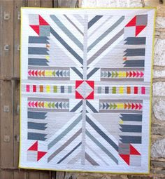 """Timber - Quilt Pattern - Alison Glass This listing is for the pattern """"Timber"""", by Alison Glass. This quilt finished Size is x Thank you for stopping by! Quilting Projects, Quilting Designs, Quilting Ideas, Modern Quilting, Quilt Design, Diy Quilting, Sewing Projects, Sewing Tips, Sewing Crafts"""