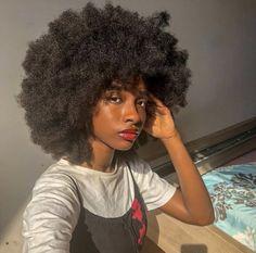 Natural Hair Types, Pelo Natural, Natural Hair Updo, Natural Black Hair, Black Hair 4c, Black Women Hair, Black Girl Hair, Black Hair Types, Natural Hair Tutorials