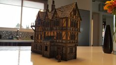 Medieval house - Wargaming