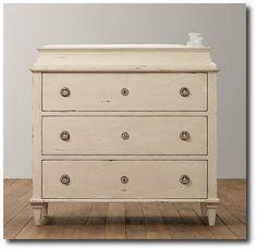 Haylan Dresser From Restoration Hardware Baby & Child