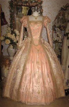 elizabethan era dresses - photo #30