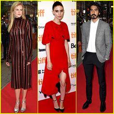 Nicole Kidman & Rooney Mara Get Glam for 'Lion' Premiere at TIFF 2016!