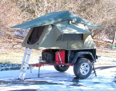 Configuration/Outfitting Ideas - Dinoot Trailers