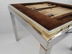 Willy Rizzo Backgammon Table image 3