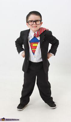 Clark Kent! - 2012 Halloween Costume Contest