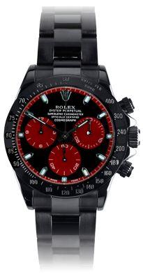 Bamford #Rolex - Daytona Cosmograph SC Red #NobleandRoyal