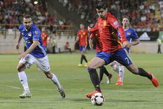 Costa y Morata la batalla por el '9' comienza