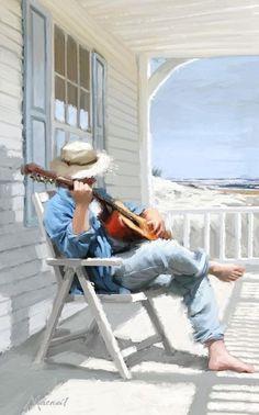 Richard MacNeil gitarra